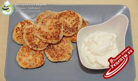 Сырники с манкой и крахмалом рецепт пошагово