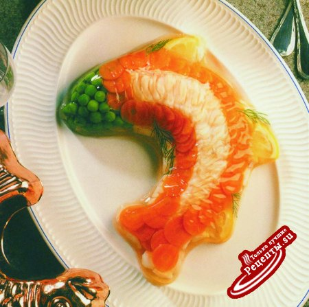 Рыба в желе