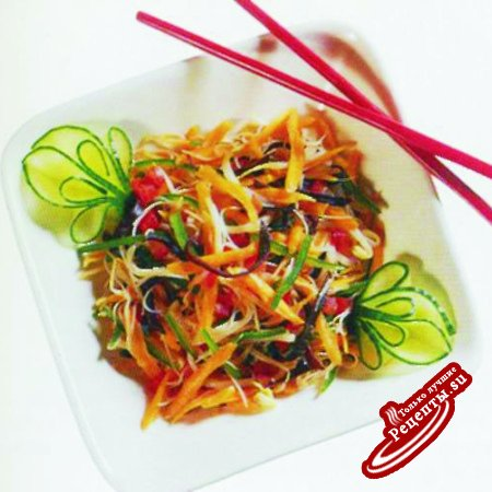 рецепты китайских салатов и закусок