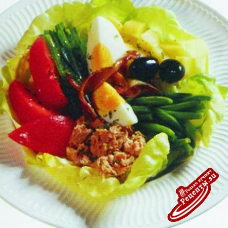 Салат из Ниццы