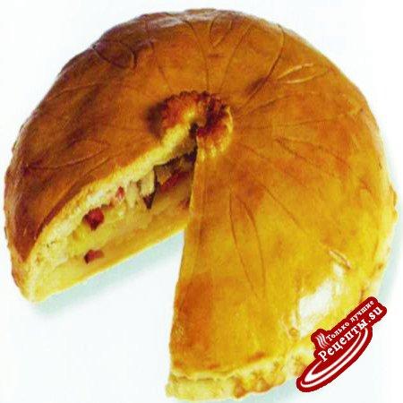 Пирог «Пармантье»
