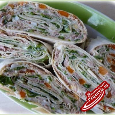 С фото и видео салаты супы торты