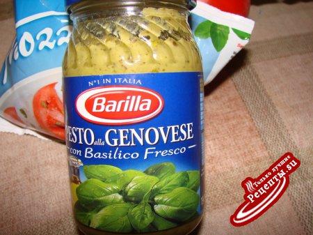 Итальянская закусочка