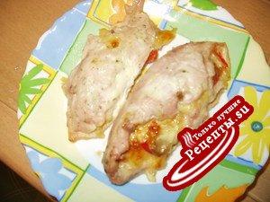 куриные кармашки