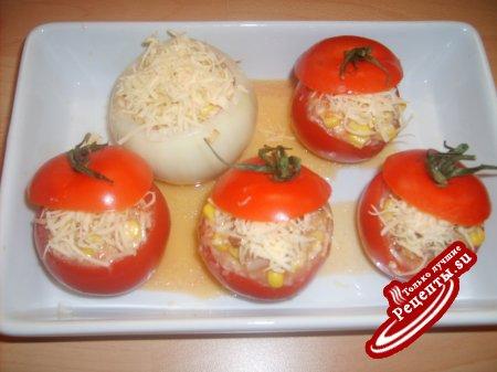 фашированные помидоры