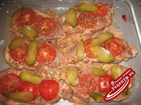 Вкусные блюда чеченские
