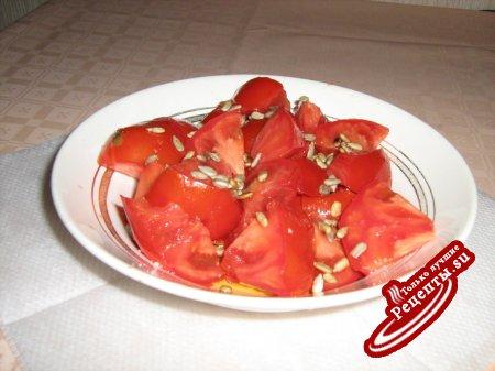 салат южно-русский