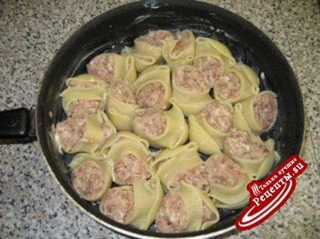 рецепт супа из рожков с мясом