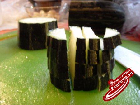 кабачки маринованные сырые консервация