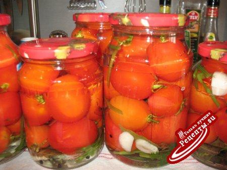 маринованные помидоры-черри