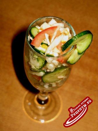 салатики все рецепты и закуски #12