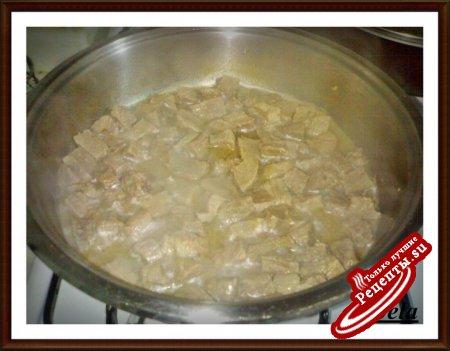 Как сделать подлив из мяса и муки