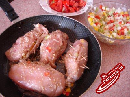 копчёная куриная грудка салаты