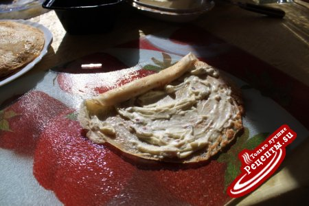 Запеканка из блинчиков с творогом - вкусный и полезный завтрак школьника.