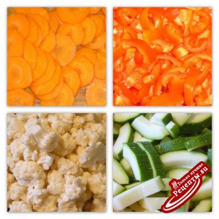 Ассорти овощное сладкомаринованное