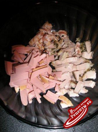 Баклажаны как грибы : Закуски и бутерброды