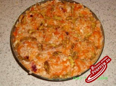 Витаминный салат овощной (мой вариант)