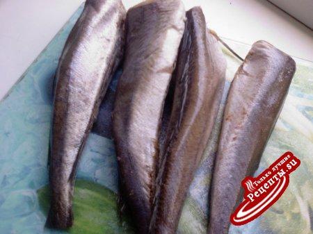 Рыбные палочки из хека по- домашнему