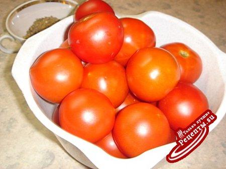 вяленые помидоры