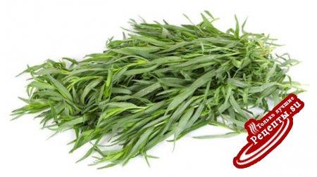 Малиновый уксус с ароматными травами.