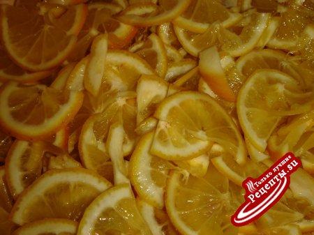 Варенье / Джем из лимонов с лимонной корочкой