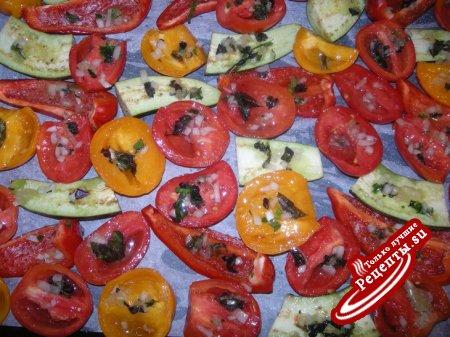 Вяленые помидоры ...