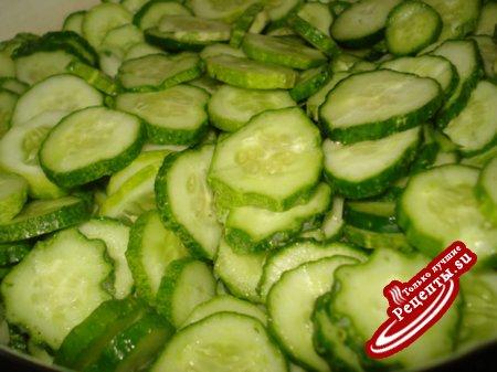 острые салаты на зиму рецепты без стерилизации