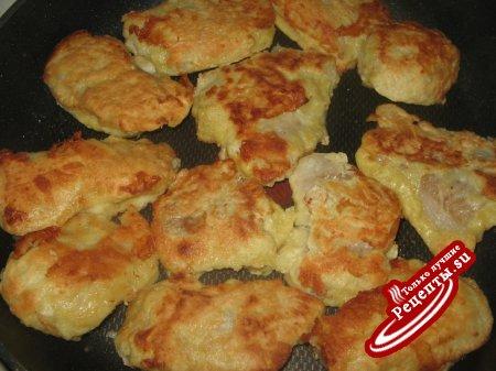 сырные палочки в кляре фото рецепты