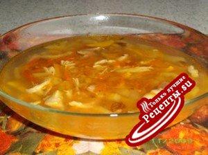 Гороховый суп по-старинке