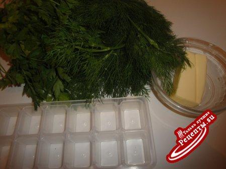 Зелёные кубики или готовь сани летом