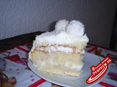 Кремовые торты на день рождения девочке фото 4