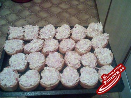 Горячие бутерброды (вариант)