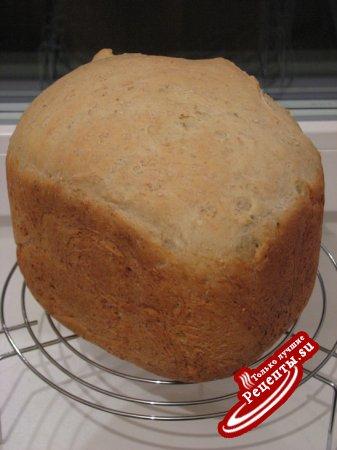 Хлеб для ХП с геркулесом