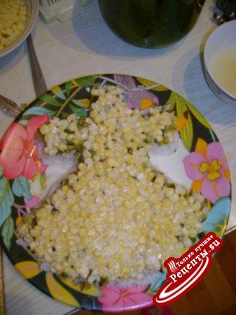 Слоеные салаты: рецепты с фото простые и вкусные