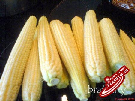 Кукуруза малосольная