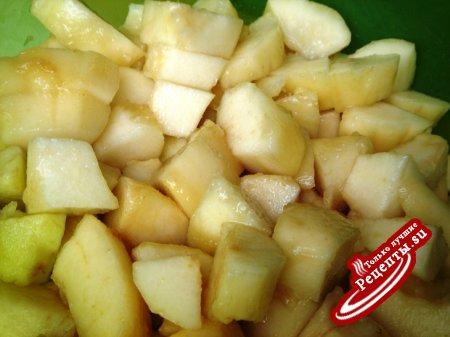 Пхал ка халава (фруктовый мармелад-конфетюр)
