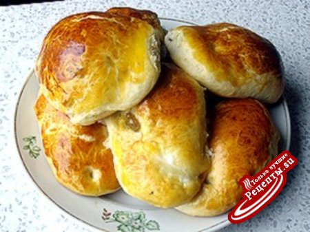 Назуки. Сладкий хлеб