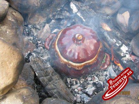Каша из топора по-Сибирски