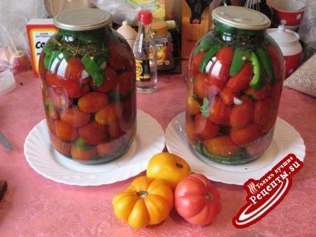 Маринованые помидоры