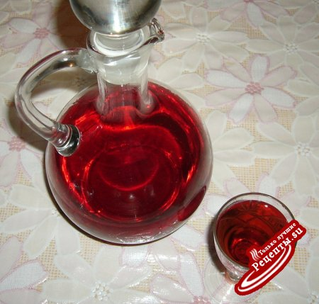 Настойка, как целебно-лечебный напиток для тела и души.