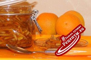 Апельсиновый конфи/для выпечки/
