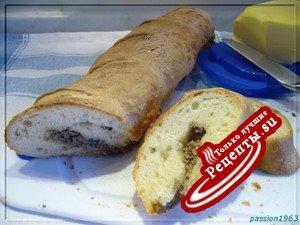 Багет-бутерброд