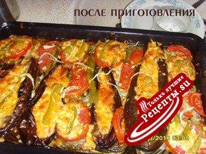 "Баклажаны ""Фантазия"""