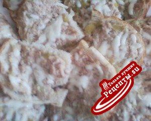 Бутерброды с тунцем