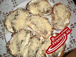 Бутерброды со шпротами из детства