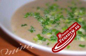 быстрый лососевый крем-суп