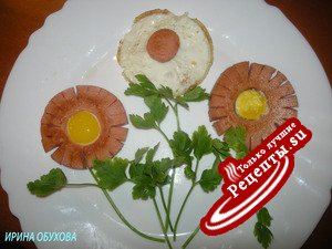 Цветочный завтрак