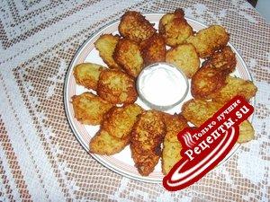 дерунки или дранники или картофельные оладушки