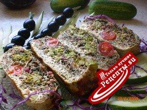 Фритата со свекольной ботвой,брокколи и помидорами черри или Вкусный Овощной омлет
