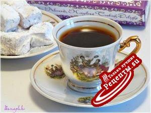 Иорданский кофе с кардамоном